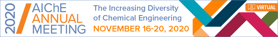 2020 Virtual AIChE Annual Meeting